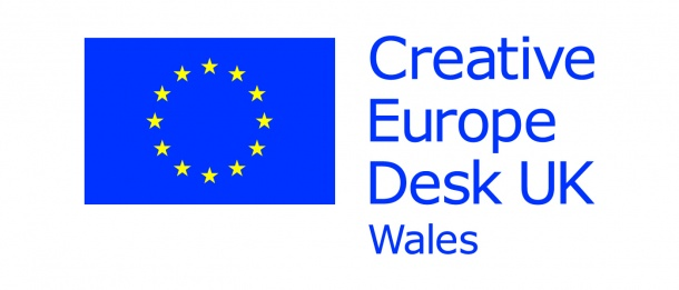 Creative Europe Desk Uk, Wales with European flag